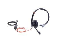 Headset FLEX redline R5 USB mono MS Cer