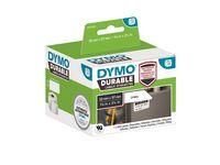 Etikett DYMO 57mm x 32mm 800/FP