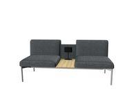 Soffa Sona 2,5-sits SO/251/N/32 grå
