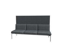 Soffa Sona 3-sits SO/301/W/44 grå