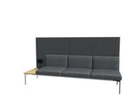 Soffa Sona 3,5-sits SO/351/W/55/P grå