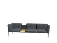 Soffa Sona 3,5-sits SO/351/N/56/L grå