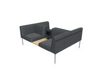 Soffa Sona 2,5-sits SO/252/N/77 grå