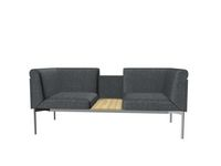 Soffa Sona 2,5-sits SO/251/N/33 grå