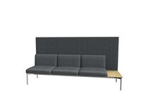 Soffa Sona 3,5-sits SO/351/W/53/L grå