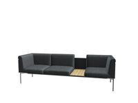 Soffa Sona 3,5-sits SO/351/N/56/P grå