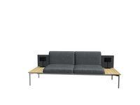 Soffa Sona 3-sits SO/301/N/49 grå