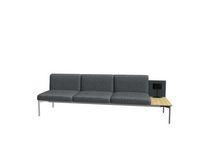 Soffa Sona 3,5-sits SO/351/N/52/L grå