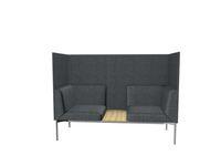 Soffa Sona 2,5-sits SO/251/W/36 grå