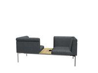 Soffa Sona 2,5-sits SO/251/N/40 grå