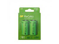 Batteri Laddbar GP Recyko D 2/FP
