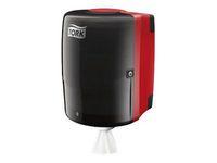 Dispenser TORK Maxi W2 röd