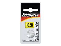 Energizer Batteri Lithium CR1620 (kort 1 st)