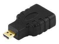 Adapter DELTACO micro HDMI - HDMI