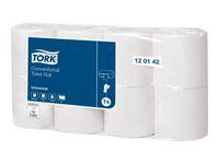 Tork Toalettpapper T4 1-lagers (fp om 8 rullar)