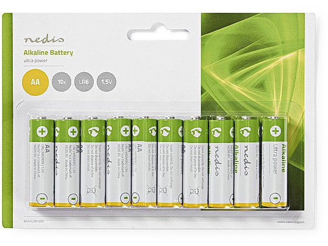 Batteri NEDIS AA 10/FP