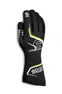 Handskar Arrow K Svart/Gul