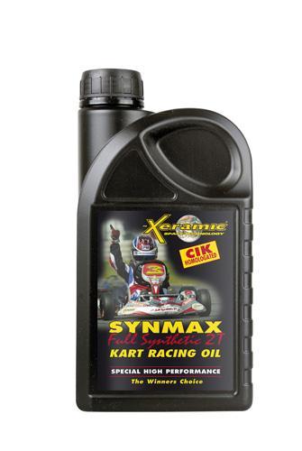 Olja Xeramic Synmax 2T Kart Racing