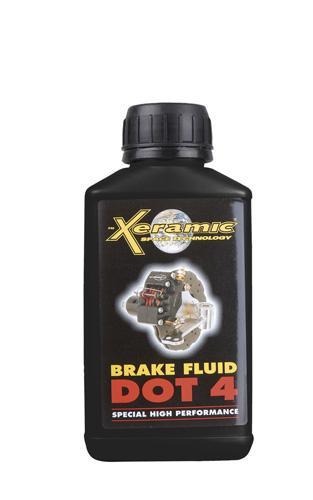 Xeramic bromsvätska DOT4 250 ml