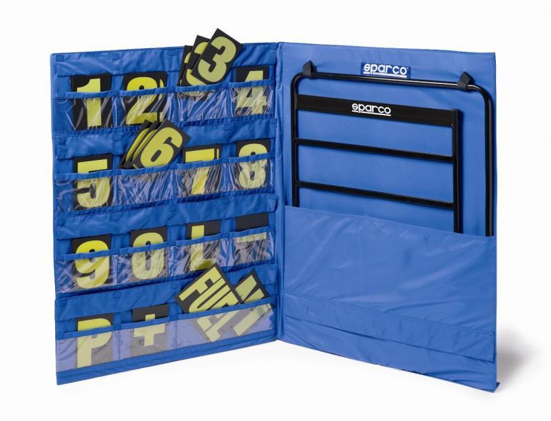Sparco Pit Board Kit