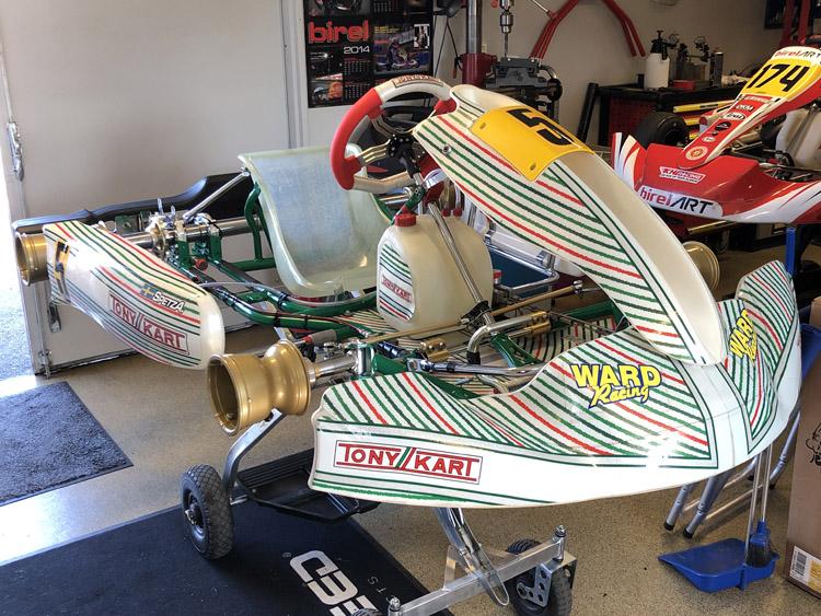 Tony Kart Racer 401R 2020