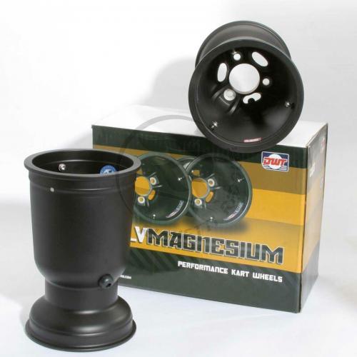 Douglas Low Volume fälg magnesium 212