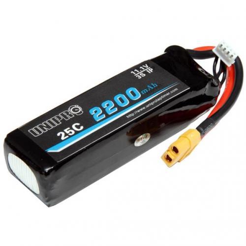 Batteri, Lipo 11,1 V