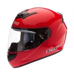 Hjälm Speed LS2 Röd
