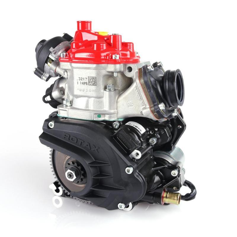 Rotax 125 Max Senior (Endast motor)