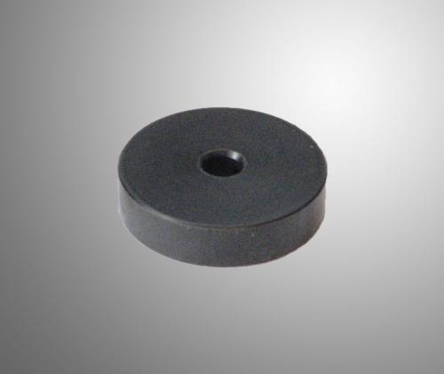 Plast bricka 8x40x10