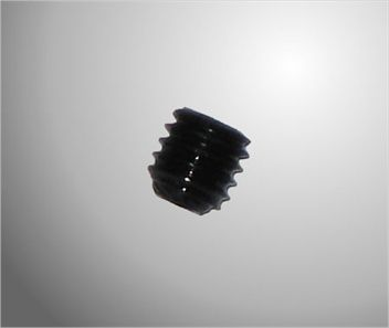 Bakaxel lagerlås M6