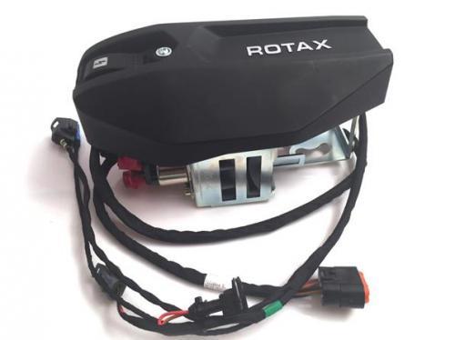 Batterihållare ink kablage Rotax EVO 2017