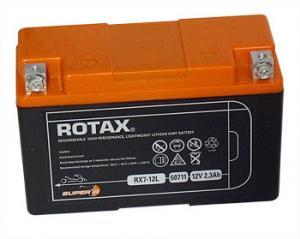 Batteri Lithium 12v-2,5Ah