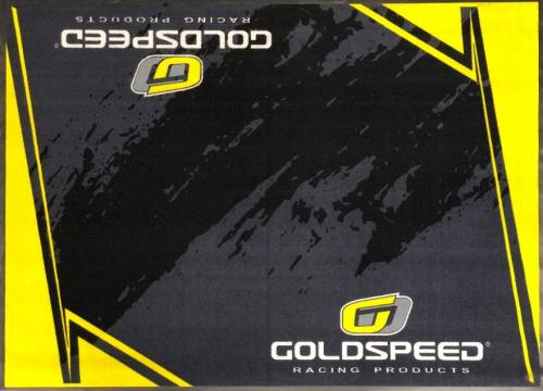 Depåmatta Goldspeed