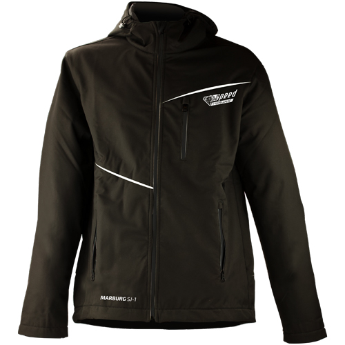 Softshell Jacka MARBURG SJ-1, Speed Racewear