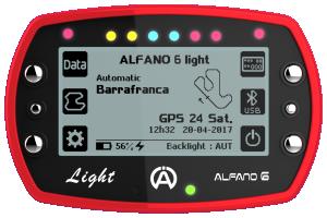 Alfano 6 light