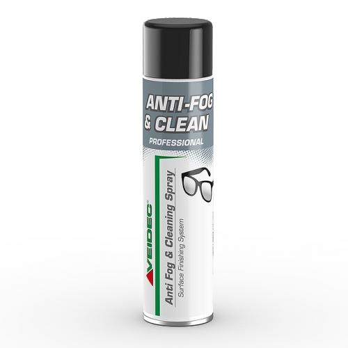 Anti-fog & clean
