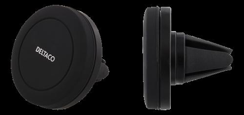 Bilhållare med magnet för ventilationsgaller