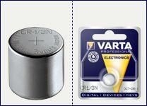 Batteri CR-1/3N