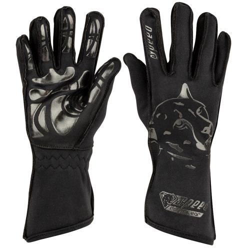 Handskar Speed G2 Black