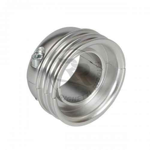 Remhjul för 50 axel, aluminium