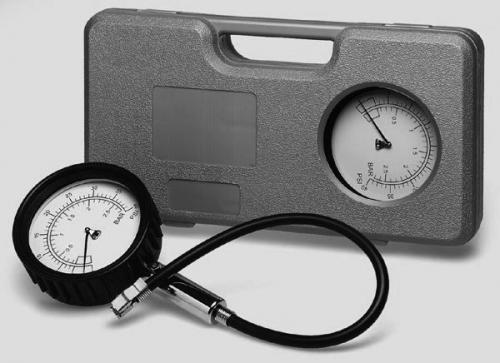 Lufttrycksmätare 0-2,5 bar