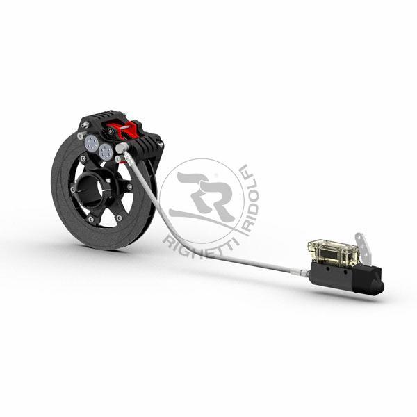 Bak Bromssystem RR Speed E2