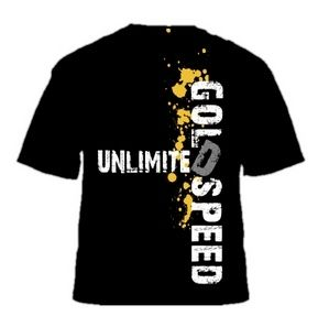T-SHIRT GOLDSPEED UNLIMITED
