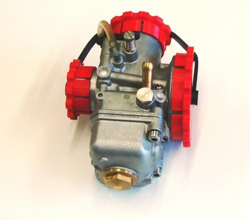 Täcklock till förgasare Dellorto VHSH30