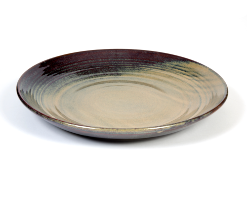 Round Large Plate
