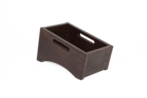 Tilted Cutlery Box