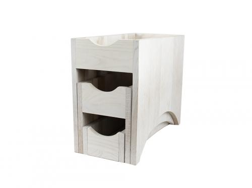 3 Tray Display Stand Small