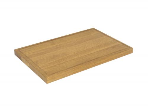 Rectangular Board with Groove