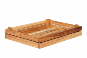 Box for restaurant, hotel and café Linoil